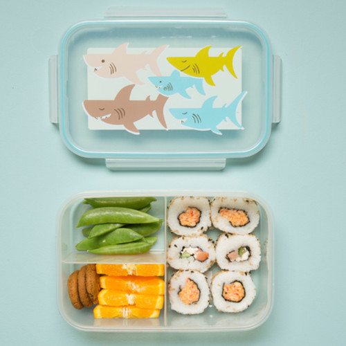 Bento Box, Smiley Shark