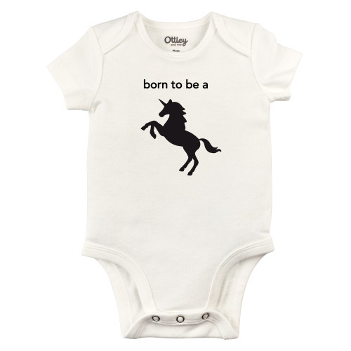 Born to Be a Unicorn Bodysuit