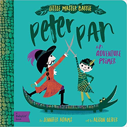 Peter Pan Board Book