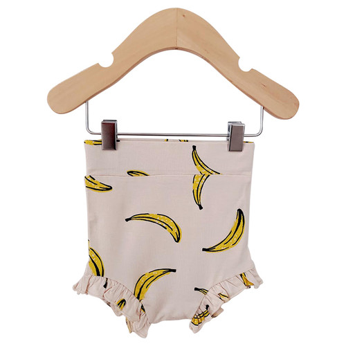 Ruffle Bloomer, Bananas