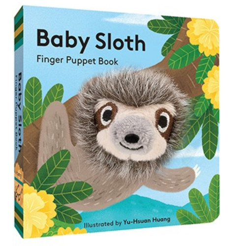 Finger Puppet Book, Baby Sloth