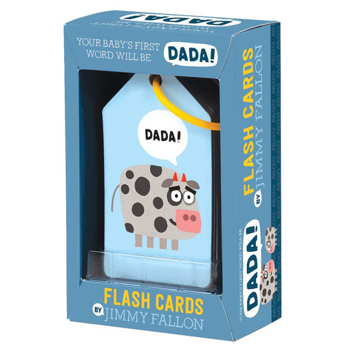 Your Baby's First Word Will Be DADA Flashcards