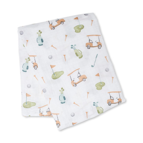 Cotton Swaddle, Golf