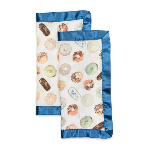 Security Blanket 2-pack, Donuts
