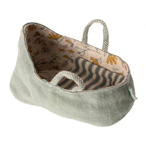 Micro Carrycot, Dusty Green