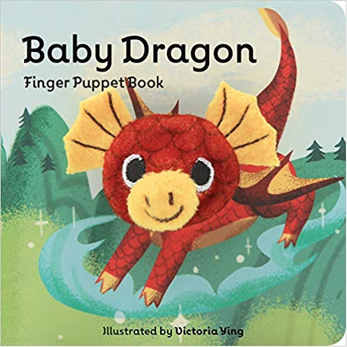 Finger Puppet Book, Baby Dragon