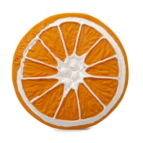 Clementino Orange All Natural Teething Toy