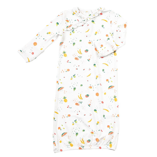 Gown, Ditsy Fruit