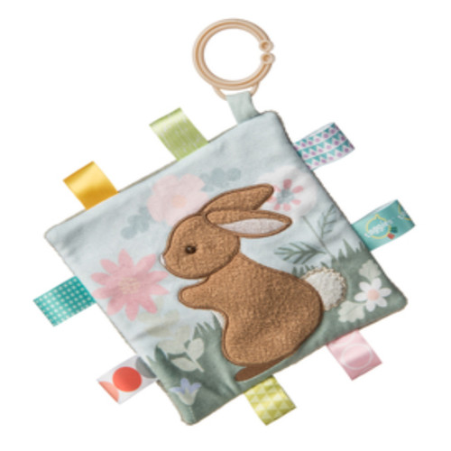 Taggies Crinkle Stroller Toy, Bunny