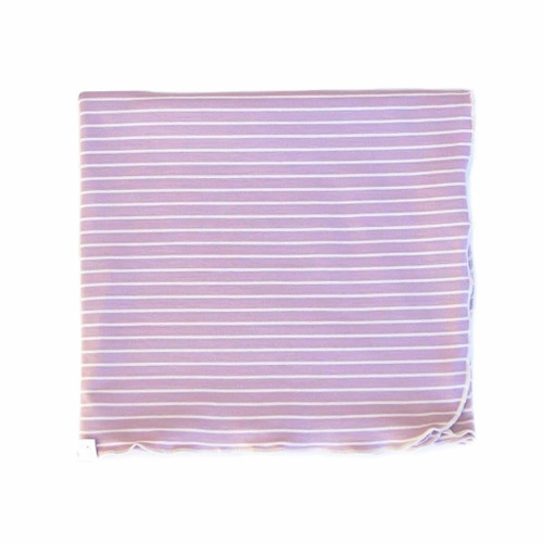 Stretch Swaddle, Orchid Stripe