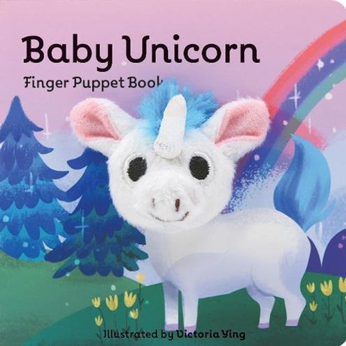 Finger Puppet Book, Baby Unicorn