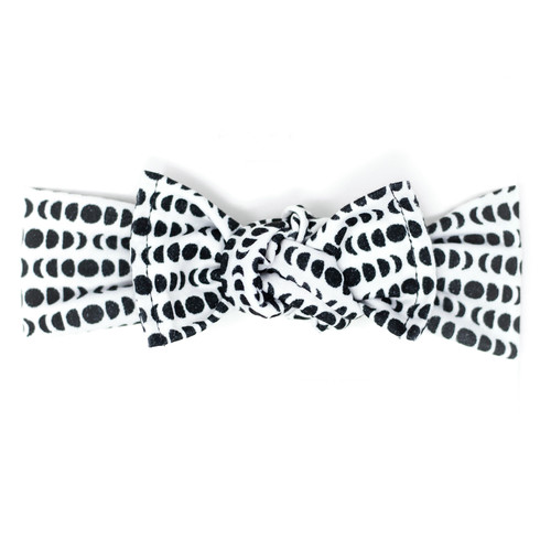 Headwrap Bow, Moon Phases