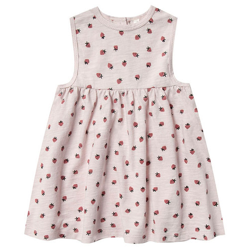 Rylee & Cru Layla Dress, Strawberry