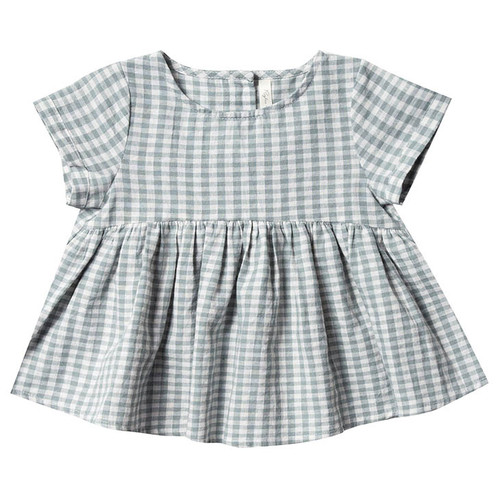 Rylee & Cru Jane Blouse, Gingham