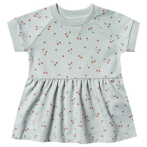 Rylee & Cru Raglan Dress, Cherries
