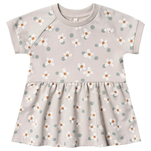 Rylee & Cru Raglan Dress, Dotty Flowers