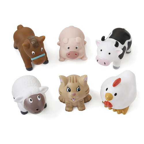 Barnyard Party Bath Squirties