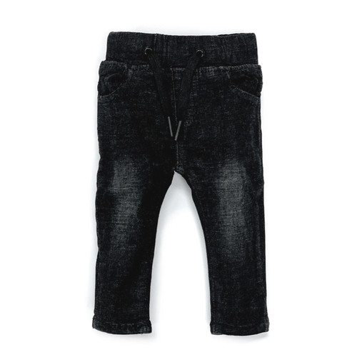 Denim Jean, Black Wash