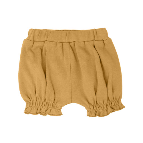 Organic Ruffle Bloomer, Honey