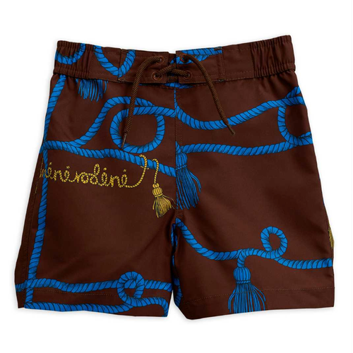 Mini Rodini Swimshorts, Rope