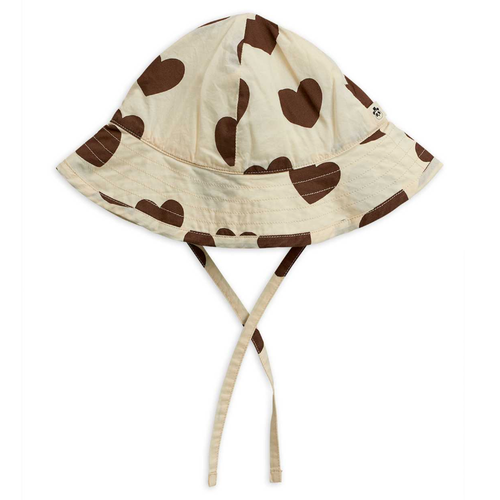 Mini Rodini Hearts Sunhat