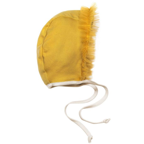 Tulle Bonnet, Honey