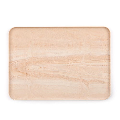 Wonder Tray, Silicone Wood Grain