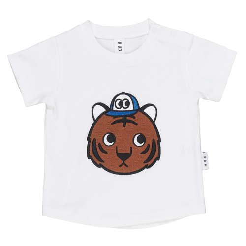Organic Cotton Tee, Tiger