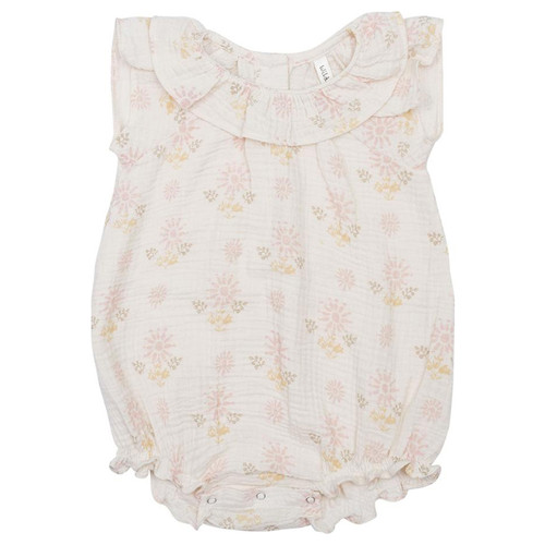 Florence Bubble Bodysuit, Natural