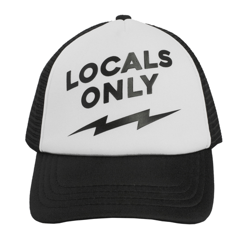 Trucker Hat, Locals Only