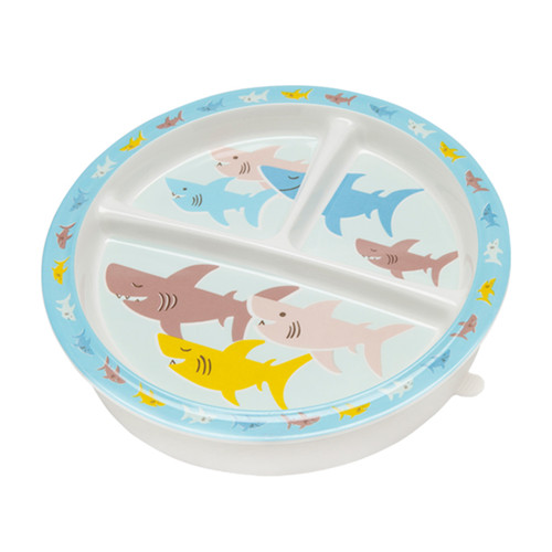 Divided Suction Plate, Shark