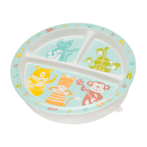 Divided Suction Plate, Animal Band