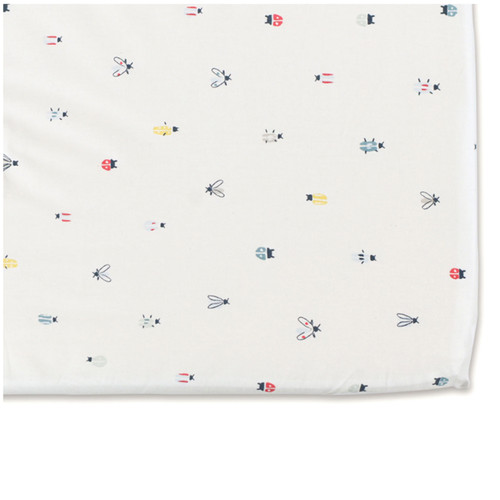 Love Bug Crib Sheet