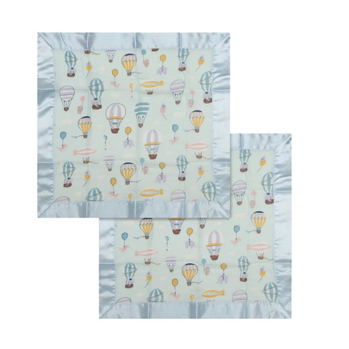 Security Blanket 2-pack, Up Up Away