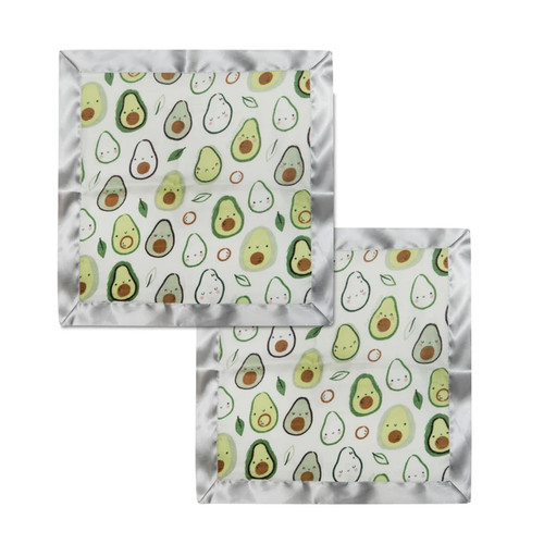 Security Blanket 2-pack, Avocado