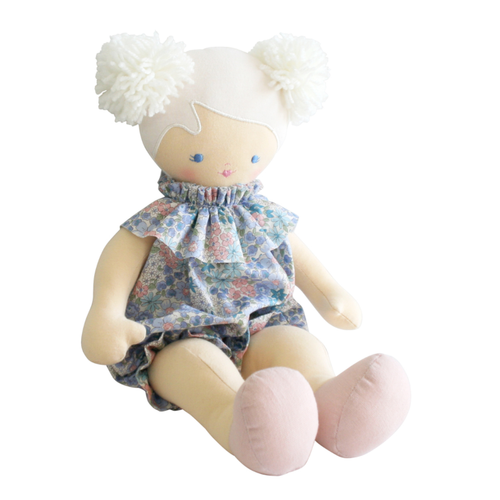 Baby Lucy Doll, Liberty Blue