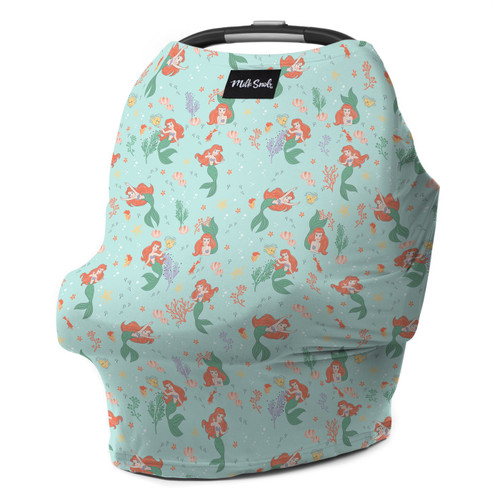 Milk Snob Car Seat Cover Little Mermaid