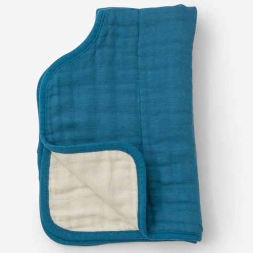 Muslin Burp Cloth, Lake