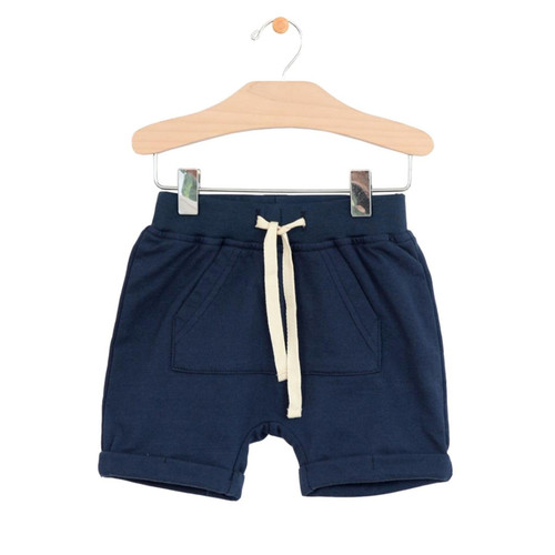 Kangaroo Pocket Short, Midnight Blue