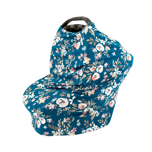 5 in 1 Cover, Midnight Floral