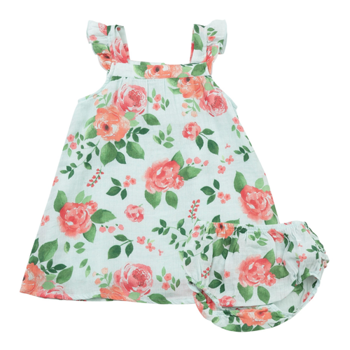 Sundress & Bloomer, Rose Garden