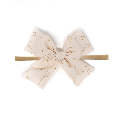 Nylon Headband Bow, Dippers