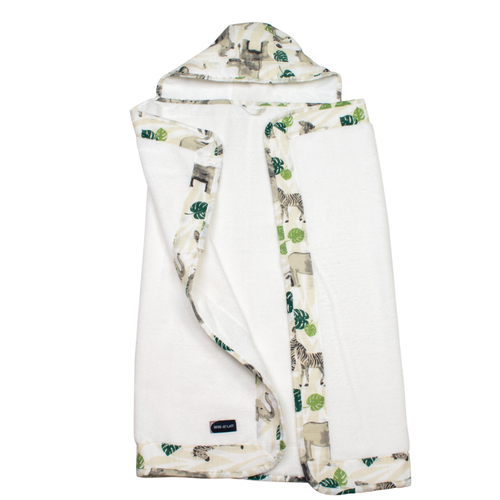 Baby Hooded Towel, Jungle