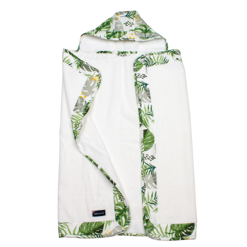 Baby Hooded Towel, Rainforest