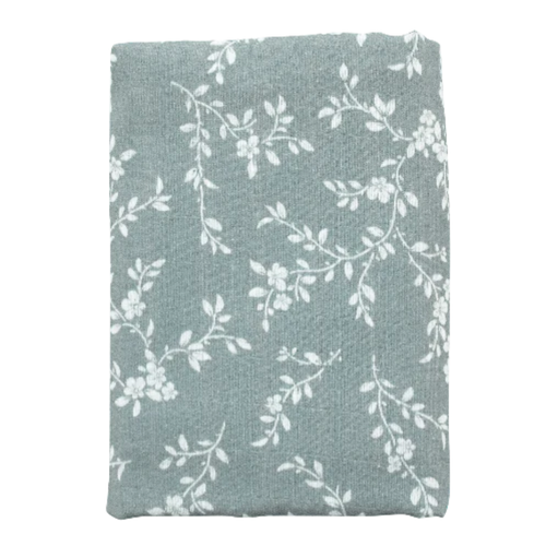 Muslin Swaddle, Bloom Blue