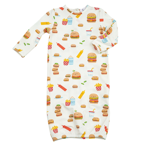 Burger Joint Gown