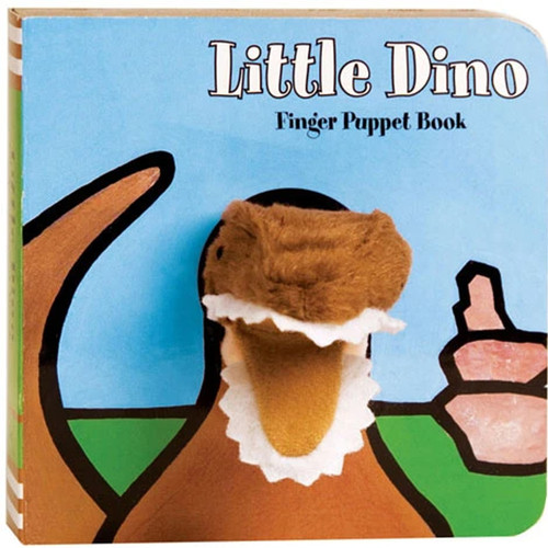 Finger Puppet Book, Little Dino