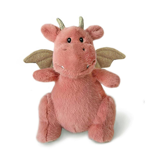 Darla Coral Dragon Plush Toy