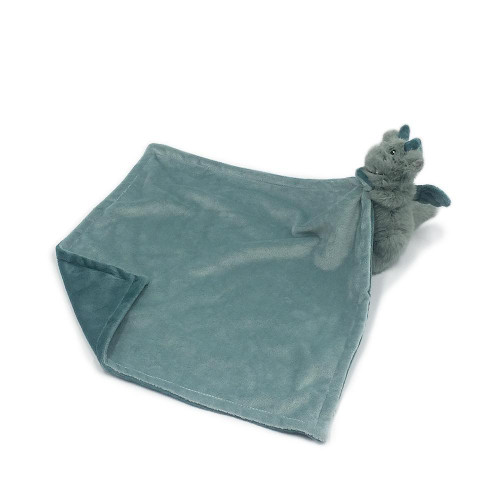 Dax Sage Dragon Security Blankie