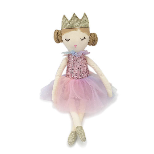 Magali Rainbow Princess Heirloom Doll